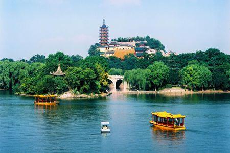 xyl[扬州][镇江] 二日游>瘦西湖,金山风景区,西津古渡!