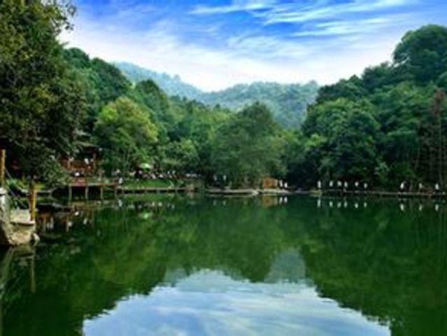 河源水坑生态风景区
