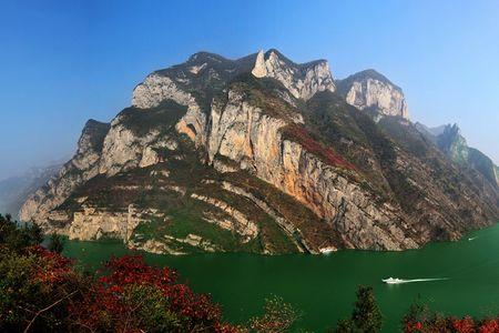 合肥出发-三峡大坝,三峡人家,西陵峡大峡谷,三峡大瀑布,游船观光双动