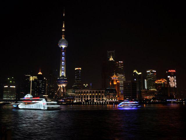 上海风景壁壁纸