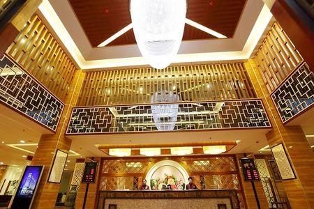 【梅州金德宝国际酒店】地址:梅县广梅中路107号(锭子图片