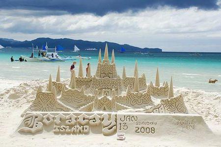菲律宾长滩岛双飞5晚6日游>邂逅阳光沙滩海浪