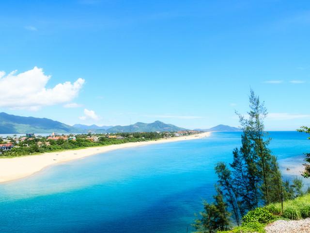 岘港——东方夏威夷的魅力
