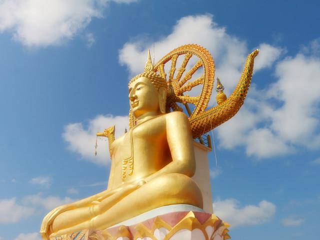 玩在苏梅——帕雅寺Wat Phra Ya
