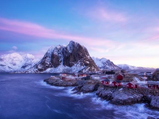 滑雪&垂钓&午夜阳光,缺一不可!——挪威