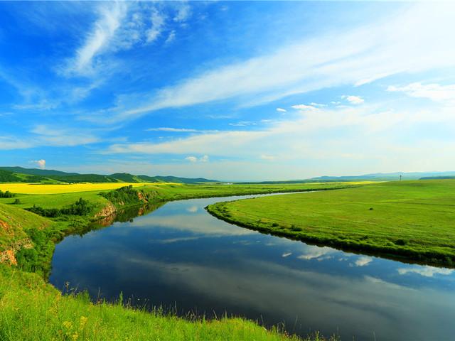 呼伦贝尔草原|内蒙古