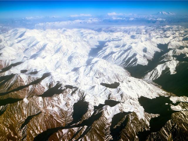 新疆 | 乔戈里峰