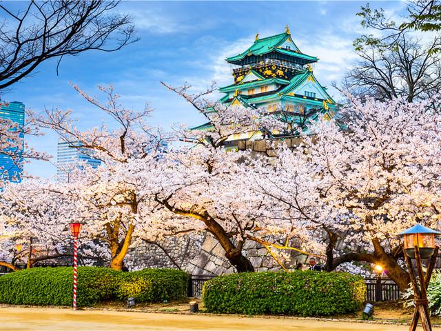 大阪|大阪城公园